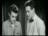 James Dean and Paul Newman - Rare Screen Test HD